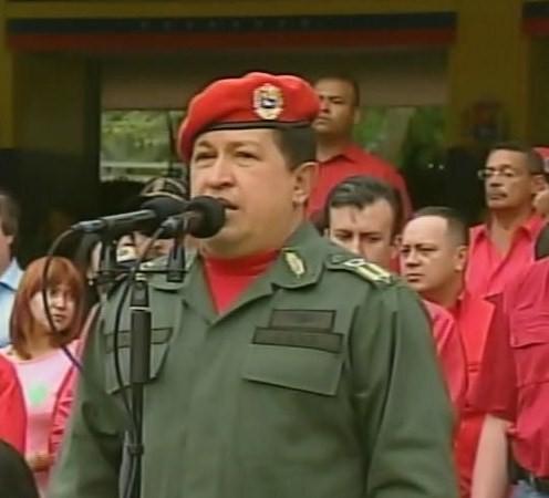 presidentechavez-fidelvasquez