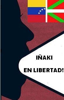 EL INDEPENDENTISTA VASCO IÑAKI ETXEBERRIA EN LIBERTAD