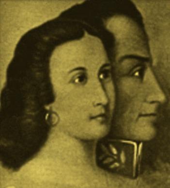 MANUELA SAENZ-SIMON BOLIVAR-Fidel Ernesto Vasquez