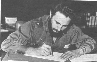 fidelcastro-Fidel Ernesto Vásquez