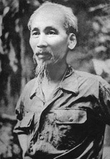 Ho Chi Minh-Fidel Ernesto Vasquez