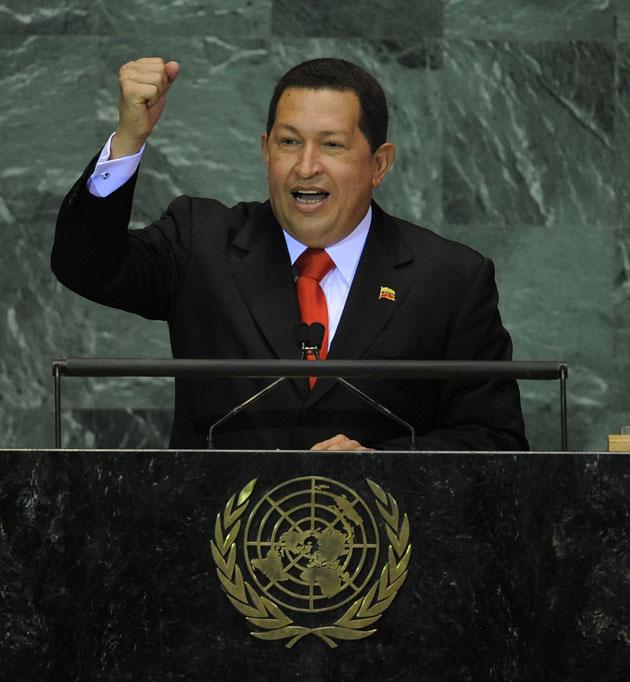 hugochavez-Fidel Ernesto Vásquez