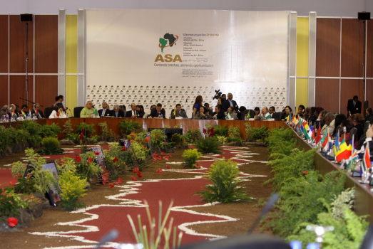 II Cumbre ASA-Fidel Ernesto Vásquez .