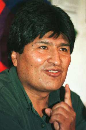 Evo-Morales-Fidel Ernesto Vásquez