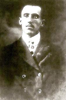 Simón Radowitzky-Fidel Ernesto Vásquez