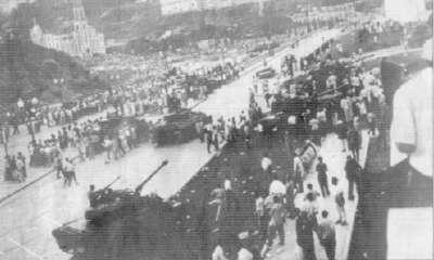 23 de enero- Fidel Ernesto Vasquez