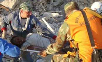 Haiti-Ayuda nicaragüense a un pueblo atormentado por la naturaleza