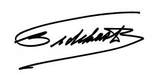 firma de Fidel Castro-Fidel Ernesto Vasquez