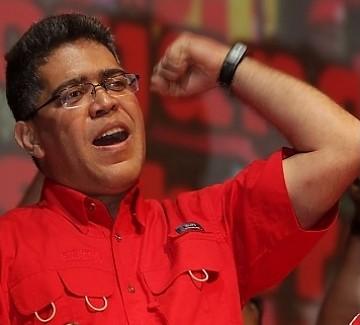 Elias Jaua-Fidel Ernesto Vasquez
