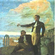 juramento en el monte sacro-Fidel Ernesto Vasquez