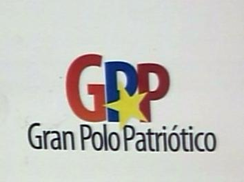 Logo Gran Polo Patriotico-Fidel Ernesto Vasquez
