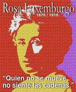 Rosa Luxemburgo-Fidel Ernesto Vasquez