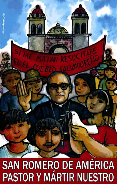 Oscar Arnulfo Romero Escrito Por Coordinadora Simon Bolivar furthermore Una Defensa Silenciosa Del Medioambiente together with 279 likewise Monsenor Romero Martir De El Salvador furthermore C3 93scar Romero. on monsenor oscar arnulfo romero y galdamez