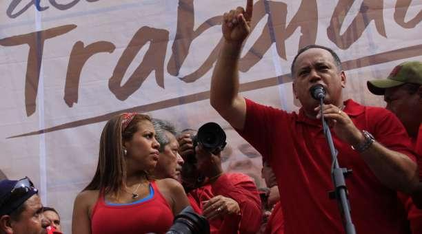 Resultado de imagem para Diosdado Cabello advirtió a los empresarios sobre represalias
