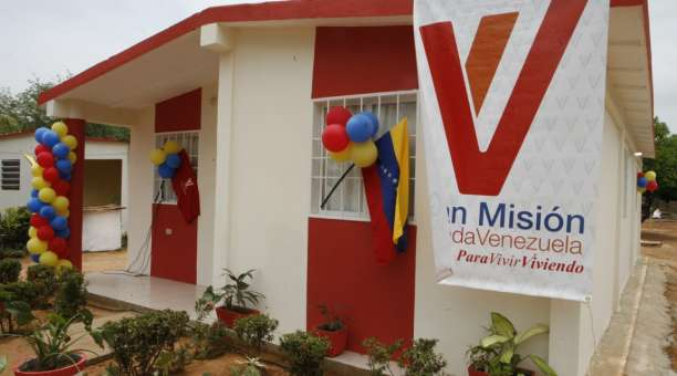 Gran Mision Vivienda Venezuela Aragua la Gran Misi n Vivienda