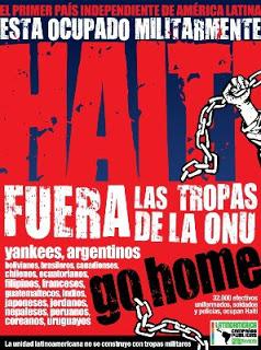 Haiti-Fidel Ernesto Vasquez