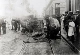 huelga de los metalúrgicos de los Talleres Vasena-Fidel Ernesto Vasquez