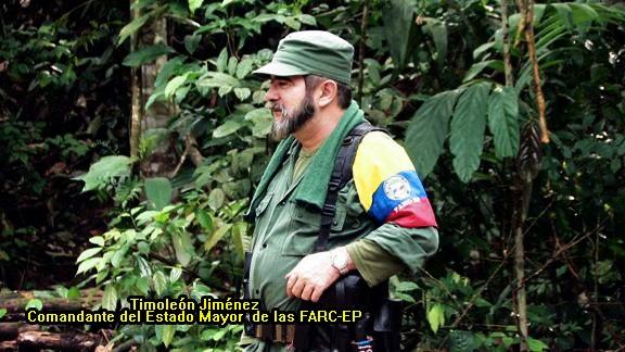 timoleon Jimenez-Fidel Ernesto Vasquez
