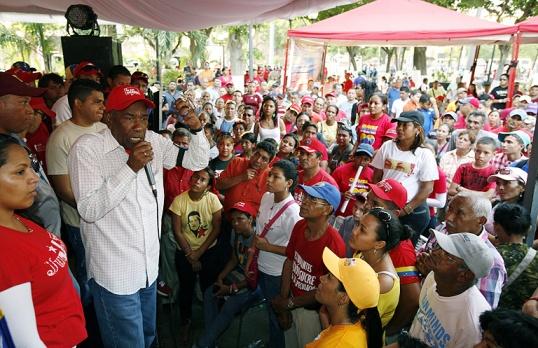 Aristobulo Isturiz y JPSUV-6-Fidel Ernesto Vasquez