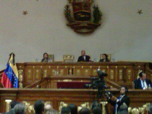 asamblea Nacional-Fidel Ernesto Vasquez