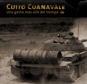 Cuito Cuanavale-Fidel Ernesto Vasquez