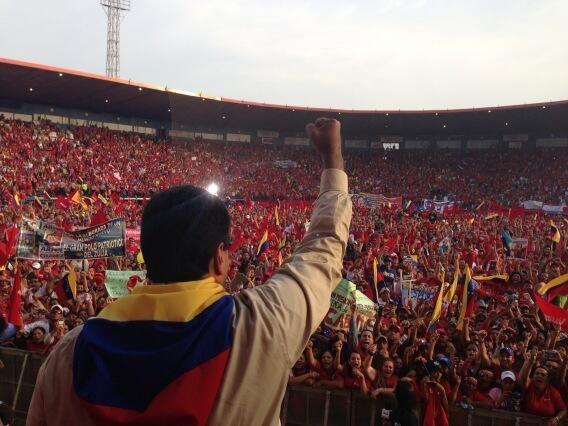Nicolas Maduro-2-Fidel Ernesto Vasquez I.