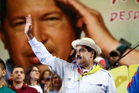 Nicolas Maduro-2-Fidel Ernesto Vasquez