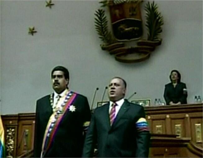 Nicolas Maduro presidente-Fidel Ernesto Vasquez