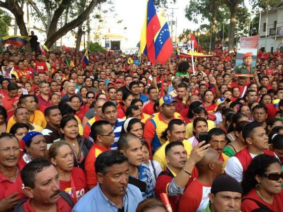 respaldo a Nicolas Maduro-2-Fidel Ernesto Vasquez