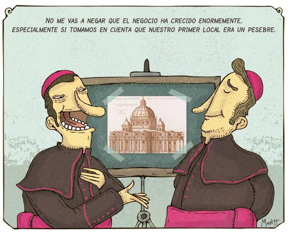 Vaticano-Fidel Ernesto Vasquez