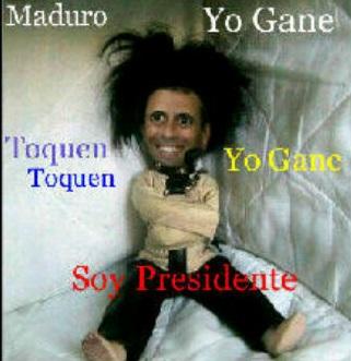 Capriles demente-Fidel Ernesto Vasquez