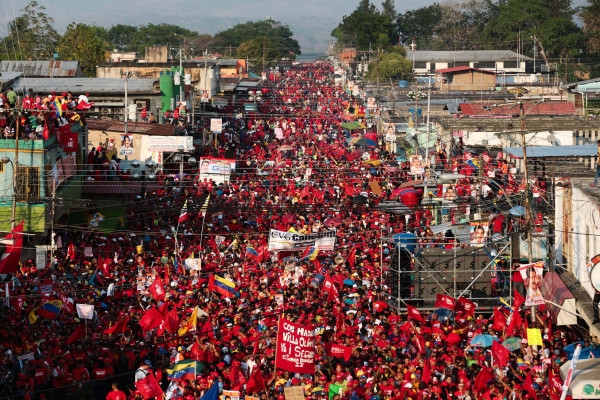 Ciudad Bolivar con Nicolas Maduro-1-Fidel Ernesto Vasquez