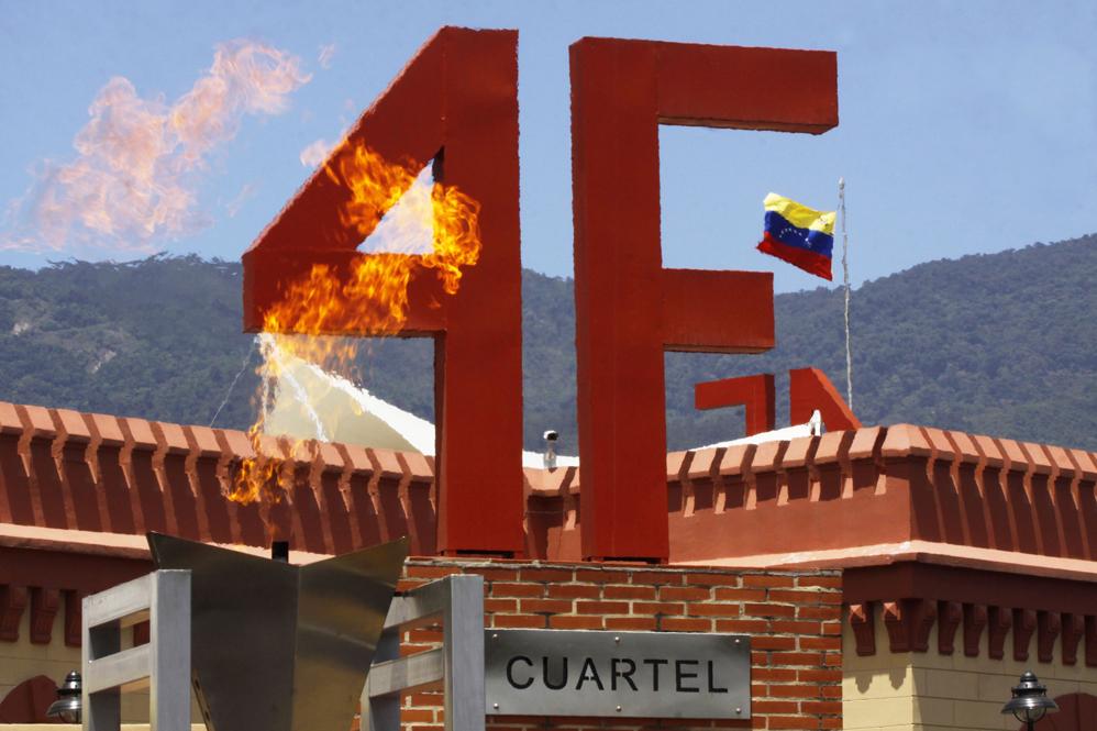 Cuartel de la Montaña-Fidel Ernesto Vasquez
