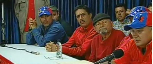 Diosdado Cabello en Merida-Fidel Ernesto Vasquez