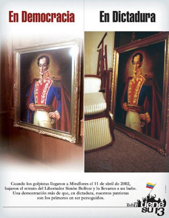 El retrato de Simon Bolivar-Fidel Ernesto Vasquez