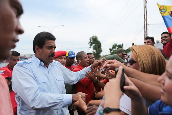 En Amazonas-Nicolas Maduro-2-Fidel Ernesto Vasquez