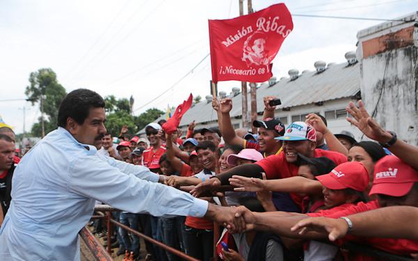 En Amazonas-Nicolas Maduro-4-Fidel Ernesto Vasquez