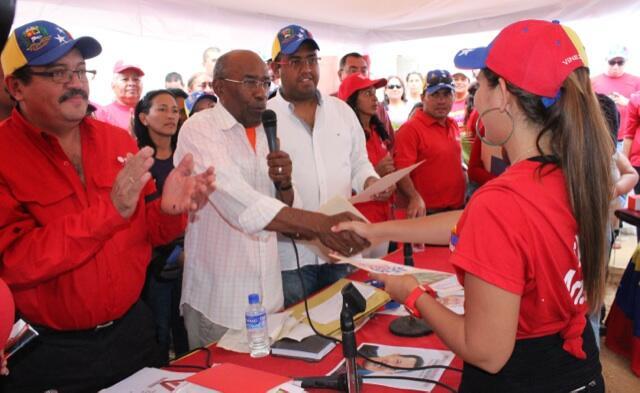 Entrega vivienda en anaco-Fidel Ernesto Vasquez