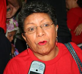 Lidice Navas-Fidel Ernesto Vasquez