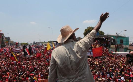 Nicolas Maduro en Apure-Fidel Ernesto Vasquez