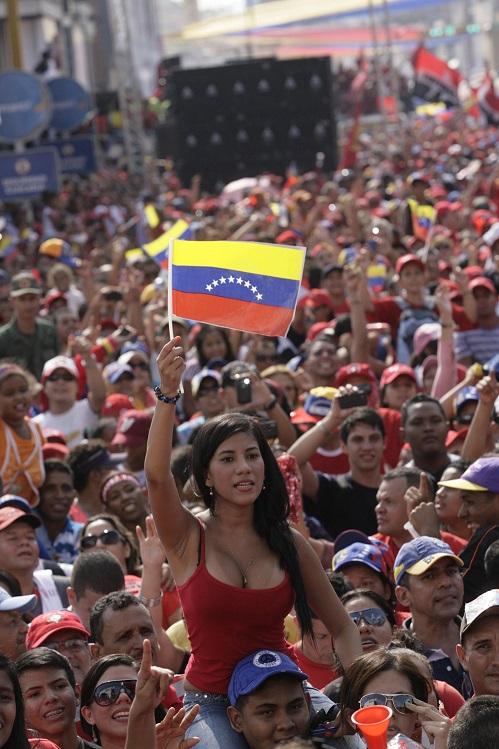 Nicolas Maduro en Aragua-11-Fidel Ernesto Vasquez