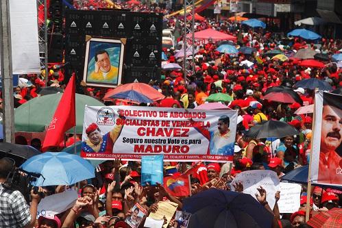 Nicolas Maduro en Aragua-3-Fidel Ernesto Vasquez