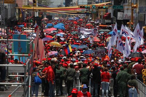 Nicolas Maduro en Aragua-4-Fidel Ernesto Vasquez