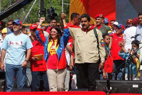 Nicolas Maduro en Aragua-5-Fidel Ernesto Vasquez