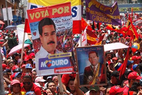 Nicolas Maduro en Aragua-6-Fidel Ernesto Vasquez