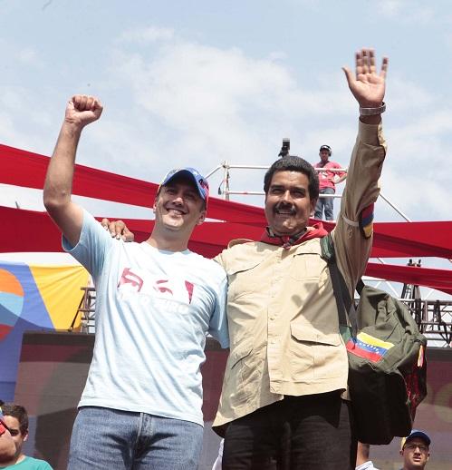 Nicolas Maduro en Aragua-7-Fidel Ernesto Vasquez