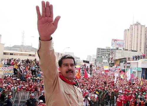 Nicolas Maduro en Aragua-8-Fidel Ernesto Vasquez