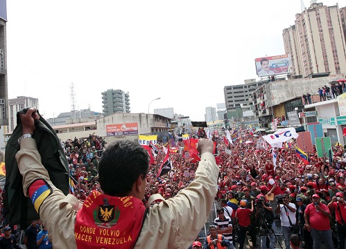Nicolas Maduro en Aragua-9-Fidel Ernesto Vasquez
