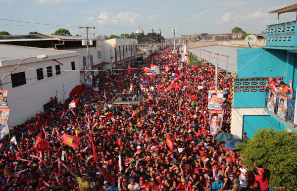 Nicolas Maduro en Delta Amacuro-3-Fidel Ernesto Vasquez