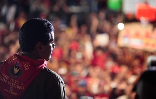 Nicolas Maduro en El Valle-2-Fidel Ernesto Vasquez